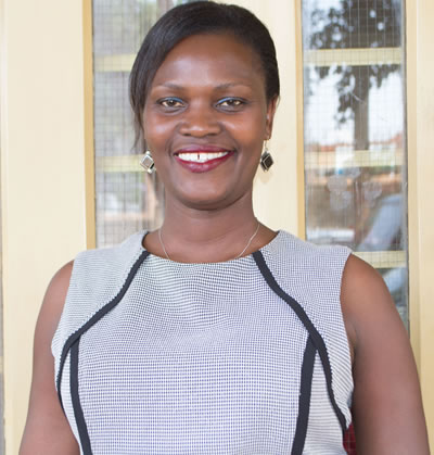 Ms. Esther Mufumba