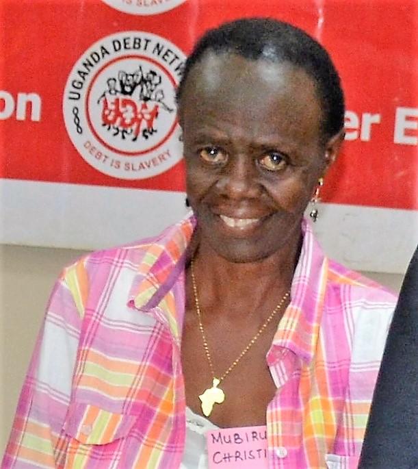 Ms. Christine Mubiru