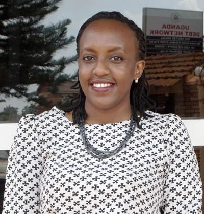 Ms. Peninah Mbabazi