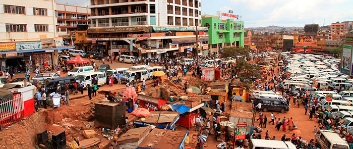 Uganda's growth facilitating a society of the haves and