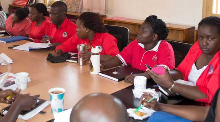 Institutional & Organizational Development - Uganda Debt Network